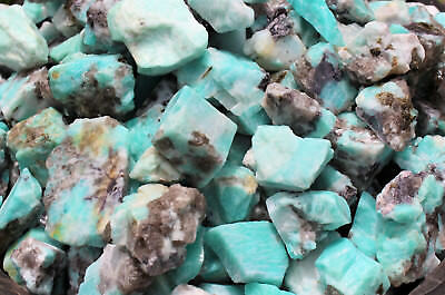 1 Piece of Natural Rough Amazonite (Crystal Healing Raw) 5
