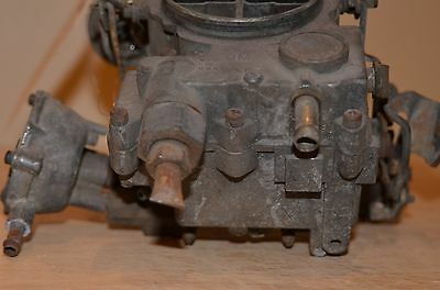 ROCHESTER 2JET 17058116 Chevy 305-350 Carburetor 332 7 brs p-17050238 bc10  CORE