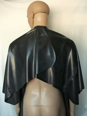 Latex  Friseurcape 4