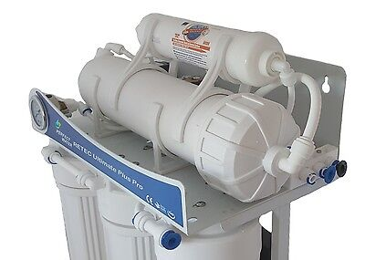 Ultimate PLUS Pro umkehr Osmose Wasserfilter 600 GPD direct flow gen. 2017 2