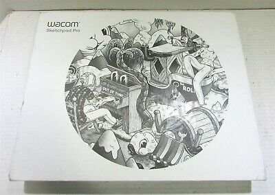 Wacom Sketchpad Pro Graphic Pen Drawing Tablet Similar Intuous Genuine Leather 2