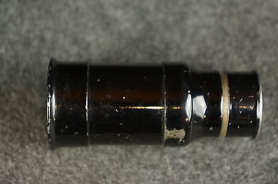 "Antique Metal Maritime Small Spyglass Telescope 4"" [Y8-W6-A8]"