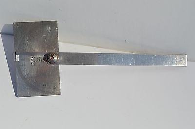 Fine Vintage General Hardware Mfg. Co. #17 Machinist Protractor Gauge 4