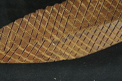 "Unusual vintage native american replica tribal artifact 20"" spear #2 3"