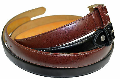 Belt Dress Mens Big And Tall Set Of 2 Black  Brown Free Shipping Gift Idea New 3