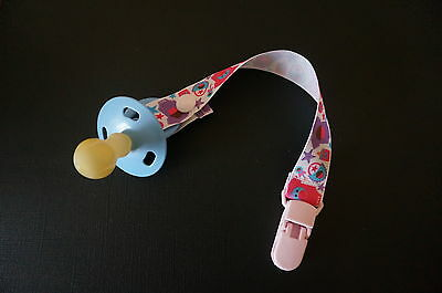 BABY ELEPHANT / NEWBORN / BABY Dummy Clip / Dummy Clips / Pacifier Clips /
