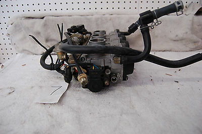 2004 YAMAHA R6 Throttle Body Injector Set