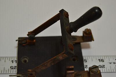 Antique Vintage Safety Switch 11