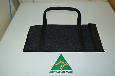 Queensland Trade Plate Holder. Rego Holder. (New Style) small rectangle, Trailer
