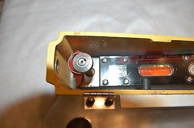 Beam-Aligner Pipe Grade Control Unit 3