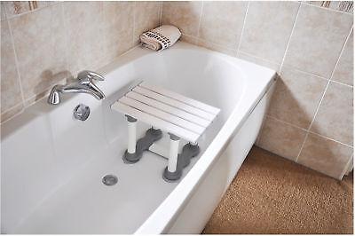 Aidapt Medina Plastic Bath Seat (Size 12 Inch)