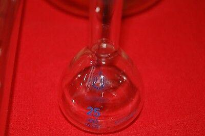 Vetreria Laboratorio lotto 13 pezzi, estrazione distillazione chimica reazioni