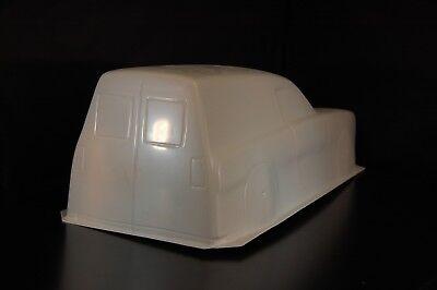 Escort 1:8 Saloon  body shell Kamtec Oval RC £13.99