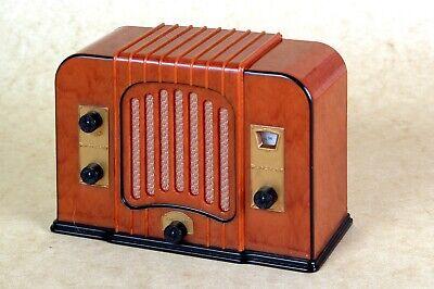 LINCOLN modello 60, Radio d'Epoca in miniatura, anno 1932 2