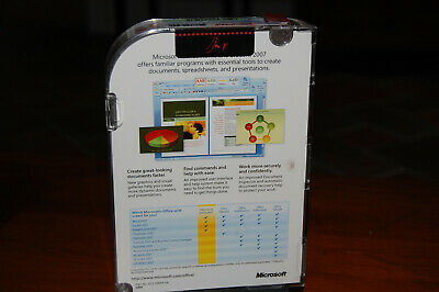 Microsoft Office Home and Student 2007 2