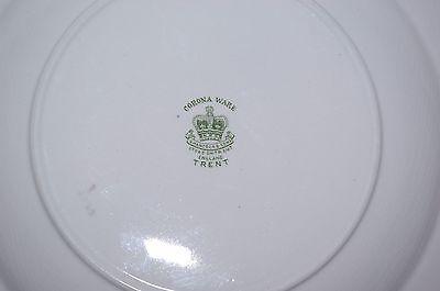 "Antique Art Deco Hancock & Sons Corona Ware Trent 8.75"" Plate"