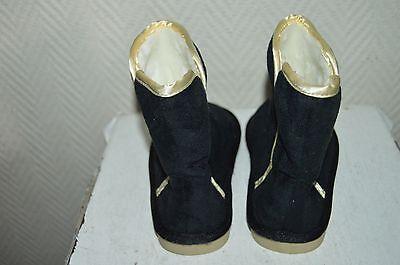 ba032cfe9cf5a ... Botte boots Bottine Fourre Taille 28 Botas stivali Apres Ski Chausson  Neuf 4