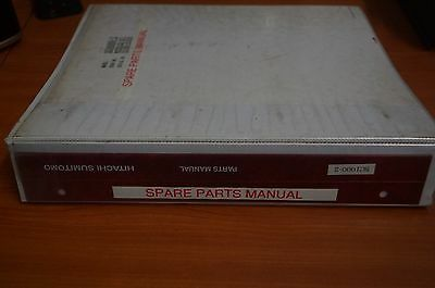 Hitachi Sumitomo SC1000-2 Parts Manual 9