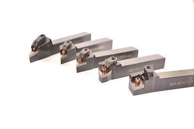 MVJNR1616K16 16*125mm 10PCS VNMG160408 //VNMG332 US735