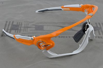 805049c4d2 NEW OAKLEY JAWBREAKER Atomic Orange Frame OO9290-09 - £75.99 ...