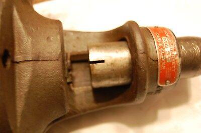 Morse-Starrett No. 1A Steel Cable Cutter (Needs Blade) 3