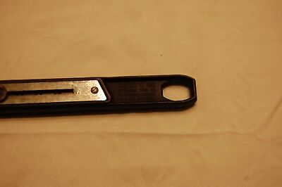 "Helix Peterson Tool Co. 8"" Slide Adjustable Wrench 2"