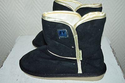 6e53d2fbfb903 ... Botte boots Bottine Fourre Taille 28 Botas stivali Apres Ski Chausson  Neuf 3