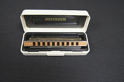 Harmonica diatonique Hohner Marine Band tonalités majeures / all major keys 2