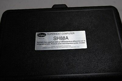 Cooper SuperHeat Computer SH88A 6