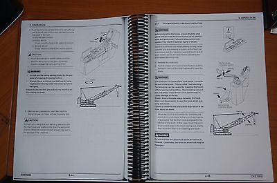 Kobelco Operation & Maintenance Manual CKE1800 2