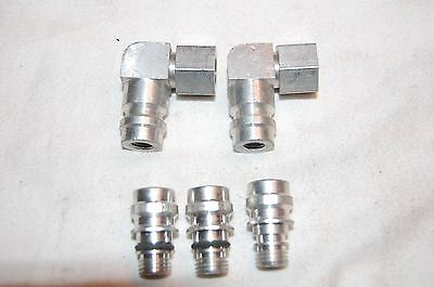 Assortment of Automotive Air Condition Fittings 4