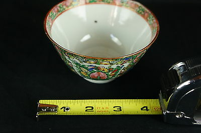 Excellent Old Chinese Famille Soup Cup, part of collection [Y8-W7-A9] 8