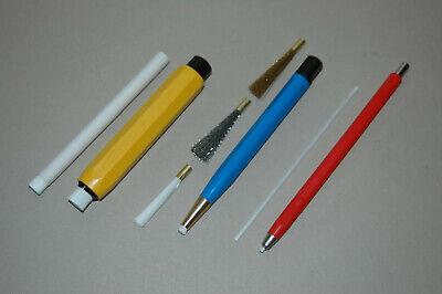 Glasfaser Reinigungs Stift 4 mm (12 Ersatzpinsel) 5