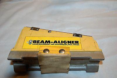 Beam-Aligner Pipe Grade Control Unit 5