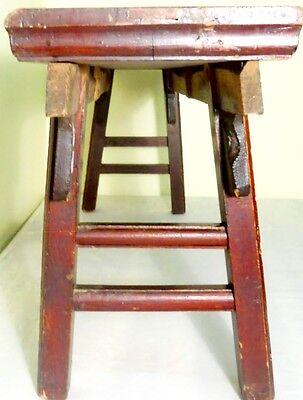 Antique Chinese Ming Bench (2611), Zelkova Wood, Circa 1800-1849 5