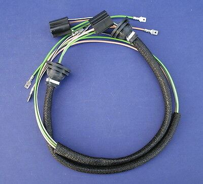 55 56 chevy headlight wiring harness factory fit brand *new* 1955 1956  chevrolet 2
