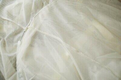 Uk Wedding Bridal Dress Prom Petticoat Hoops Underskirt Crinoline Large Waist 3