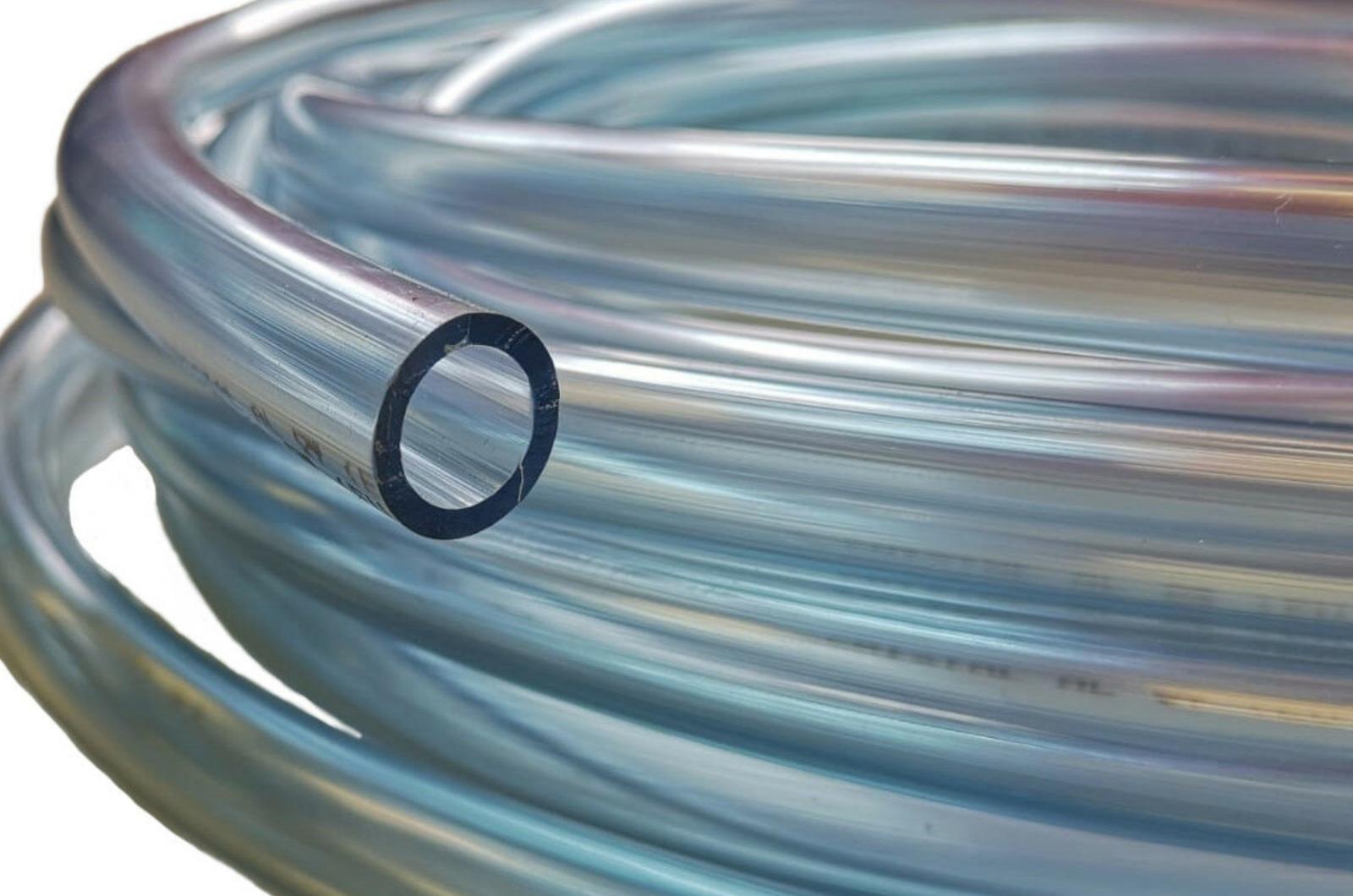 Bassin Poisson Voiture 5 mm PVC Tube PLASTIQUE Transparent Tuyau Alimentaire