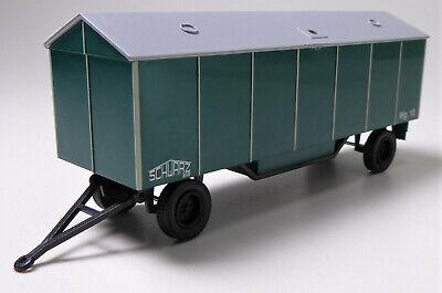 Anhänger Typ A8 SERO Sammelstelle 14 1017 03 H0 s.e.s