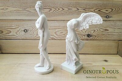 Set of Persephone /Kore and Nike of Samothrace -Queen, Goddess 3