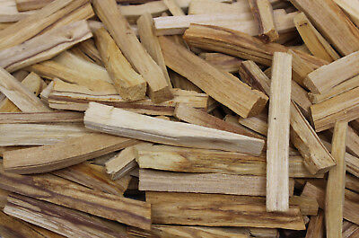 5 Stick Lot of Palo Santo Wood (Incense Smudging Cleansing Blessing) 5