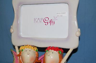 "Princess Fairies Picture Frame Sign Holder 32""H x 19""L x 9""W  L2244 8"