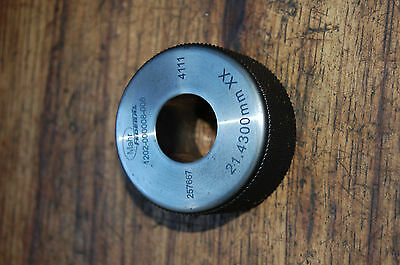 "XX Master Bore Gage Setting Ring Setting rings 153mm Mahr Federal 6/"""