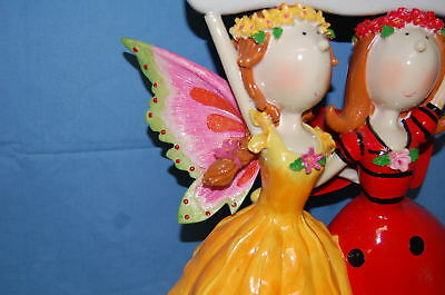 "Princess Fairies Picture Frame Sign Holder 32""H x 19""L x 9""W  L2244 3"