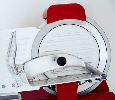 Affettatrice Elettrica Lusso 25 GS RGV 250 mm Special Edition Colore Avorio new