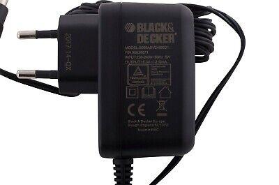 Black & Decker carica batterie trasformatore trapano 12V FC004 KC12GT CD12C 2