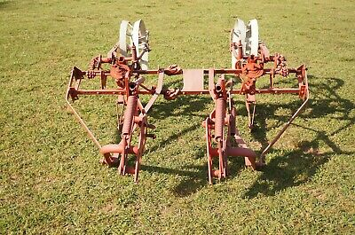 IH Farmall H M MD mounted 2 Row Corn Planter HM-220 HM-221 HM-222 Owner/'s Manual
