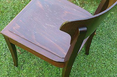 Richard RIEMERSCHMID Hellerau Chair Deutscher Werkstatten Art Nouveau Jugendstil 6
