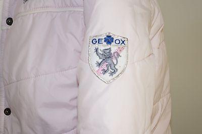 Jacke von Geox rosa  Gr: 104-116 ALLES muß weg !!! 4