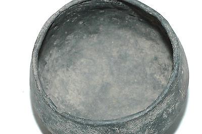 Pre-Historic Hohokam Plainware pottery Bowl 800-1400 AD Buckeye AZ NAA-168 5